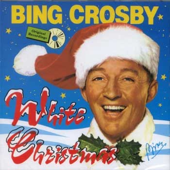 bing crosby white christmas 70 years old but still as popular as ever no christmas songs list can exist without this one the best selling single of all