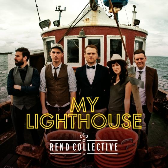 ALBUM REVIEW: Rend Collective, The Art of Celebration - Milk & Honey
