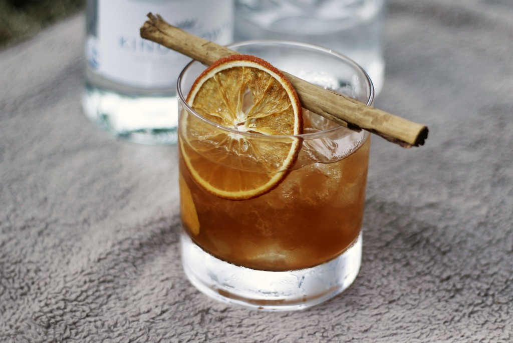 Pictured Above: Buttered Old Fashioned Cocktail)