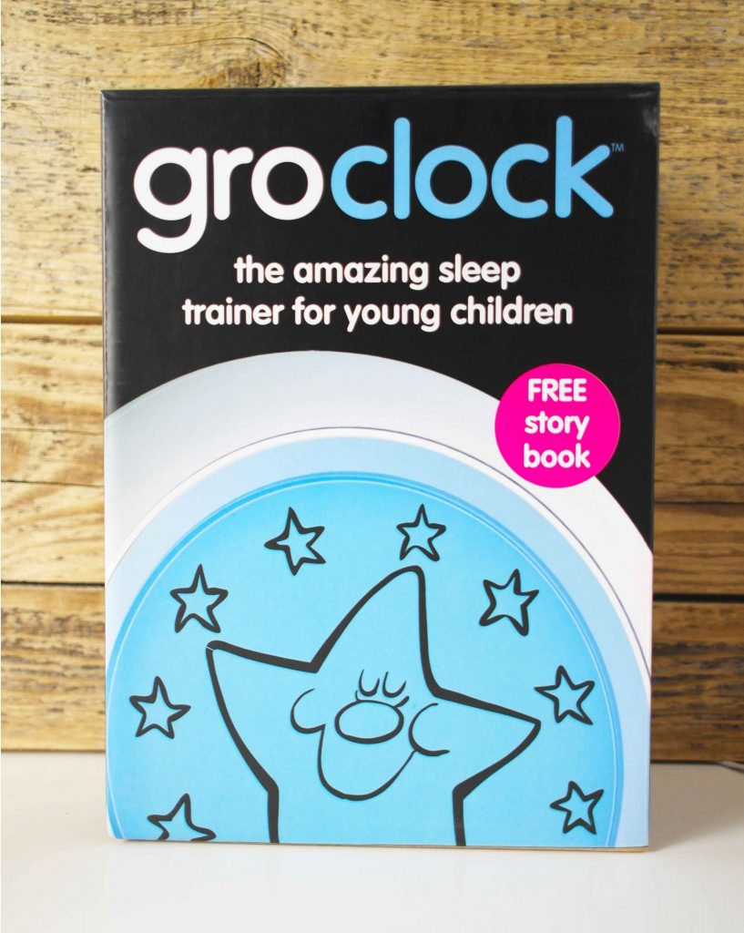 the groclock is very compact and super easy to set up i am only using this product for night time sleep but it also has a daytime sleep setting if you
